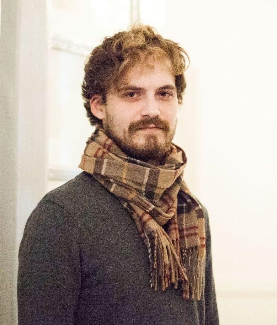 Psychologe Alexander Mattisseck aus Berlin-Charlottenburg
